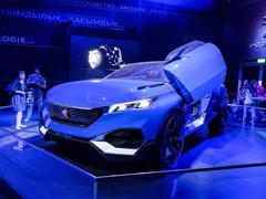 Какие машины и концепты можно увидеть на EXPO 2017 в Астане