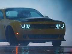 Из Dodge Challenger SRT Demon изгнали демона