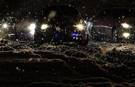 ВЖамбылской области из-за непогоды натрассе застряли 110 авто